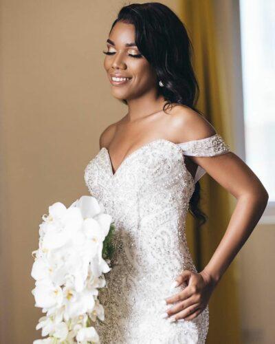 bride christina